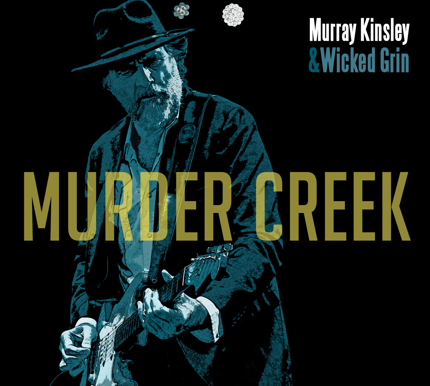 Murder Creek CD Cover - Wicked Grin